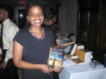 This was me five years ago at the Substitute Me book party in New York City.